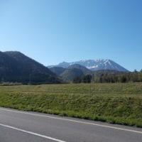 大山町からの大山