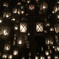 蠟燭の灯り