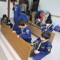 11月13日(日)の活動   年末準備集会 パート1  表現