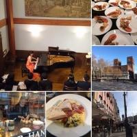 北欧ノルウェーを愉しむ〜ノルウェーの食材を用いたディナーとピアノコンサートご案内