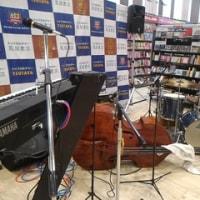 蔦屋インストアライブ大盛況 16 enero 2016