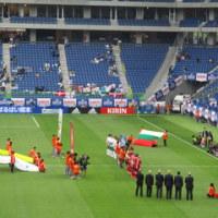 キリンカップ3位決定戦 デンマーク×ブルガリア