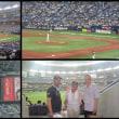 7月15日(土)・野球観戦
