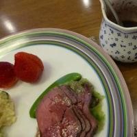 ローストビーフ用 赤ワインソース