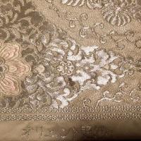 アンティーク 服部織物製 華紋織り出し袋帯