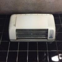 浴室乾燥暖房機のクリーニング
