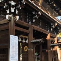 酉年の神社