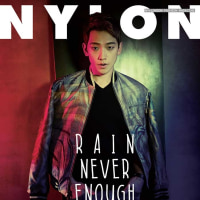 17-01-16 Rain @ NYLON Korea Magazine
