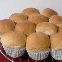 チョコ入りミルク珈琲パン