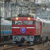 2017年2月18日  東北本線  東十条  EF81-80 カシオペア紀行