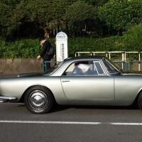 Lancia Flaminia GT 1959- トゥーリングの手によるランチア フラミニア GT
