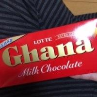 チョコチョコチョコ。