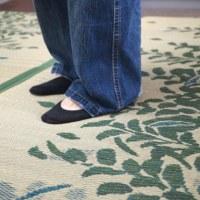 畳の語源は「ござ・むしろ」。たたんで仕舞うからタタミになった♪ 原点回帰の夏用「い草ラグ」が素敵~展示会編~