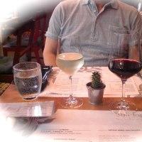ワイン@Salt tapas&bar