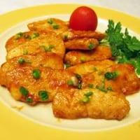 12月6日「鶏むね肉のガーリックマヨソテー」
