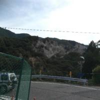 「山の日」だから、山の方へドライブに