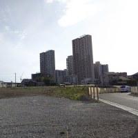 柏たなか病院跡のマンション計画 その2