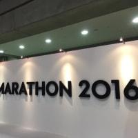マラソン後(5)