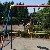 世田谷公園。