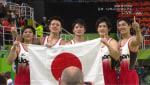 男子体操団体金メダル(^o^)