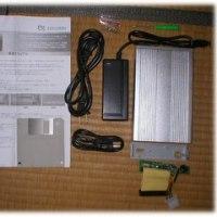 格安HDD外付ケース EVERGREEN EG-HD35S 試用レポート1