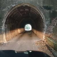 宮ヶ澤隧道 石仏隧道②