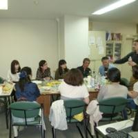 5月17日(土)にカクテルパーティーを開催しました。