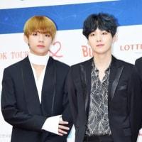 BTS Gaon Chart KPOP Awardsレッドカーペット(2017.2.22)