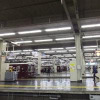 八月以来の阪急梅田駅