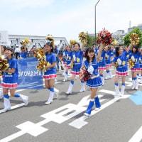 第65回ザよこはまパレード(国際仮装行列)を見に行った。