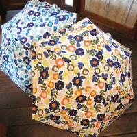 折りたたみ傘。