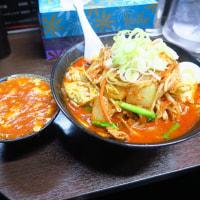 荒木屋@蒲田 「大辛野菜麺シャキシャキ+単品麻婆」
