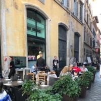 ローマ観光もあり!