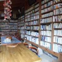 丹沢山の麓の小さな 私設図書館  「あおぞら文庫」
