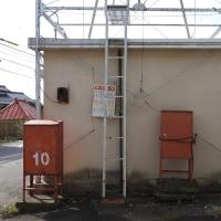 上田市真田町戸澤の火の見櫓