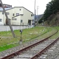 鉄道遺産 福井県敦賀駅転車台跡、小浜駅SL給水塔