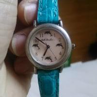 かわいい時計。4