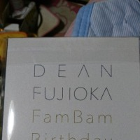 Fambam Birthday Bash DVD届きました🎵
