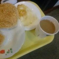 朝食は、ルームサービス。。。