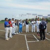 第1回 県北ソフトボールフェスティバルが開催されました