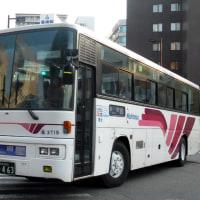 西鉄バス 3715