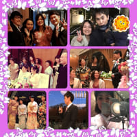 仲良しさんの結婚式
