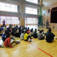 釧路小学校 出前講座
