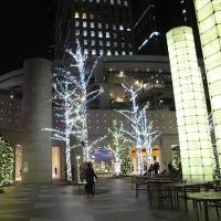 クリスマスイルミネーション2016(10) 汐留・旧新橋停車場