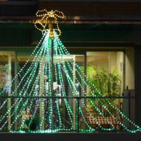クリスマス・イルミネーション♪(12月07日)