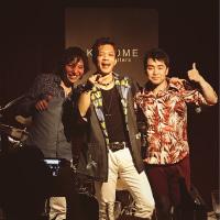 KAMOMEライブ!Muito obrigado!!!