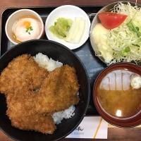 新潟B級グルメ「タレカツ丼」