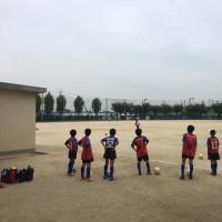 中央杯 対福田、東百舌鳥戦