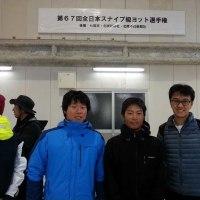 全日本スナイプ級ヨット選手権 初日 レースキャンセル!