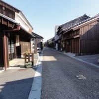 三重県へお出かけ*関宿